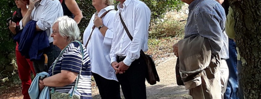 Ann Jamieson i Andrew petita